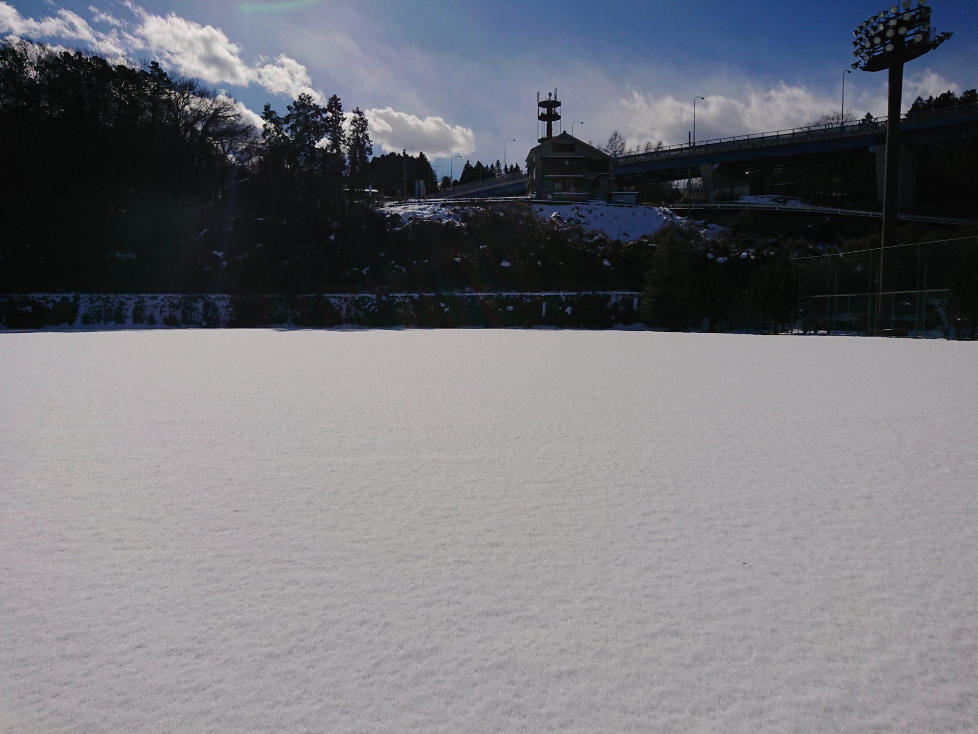 【1月24日中止】雪の影響により中止とさせて頂きます。