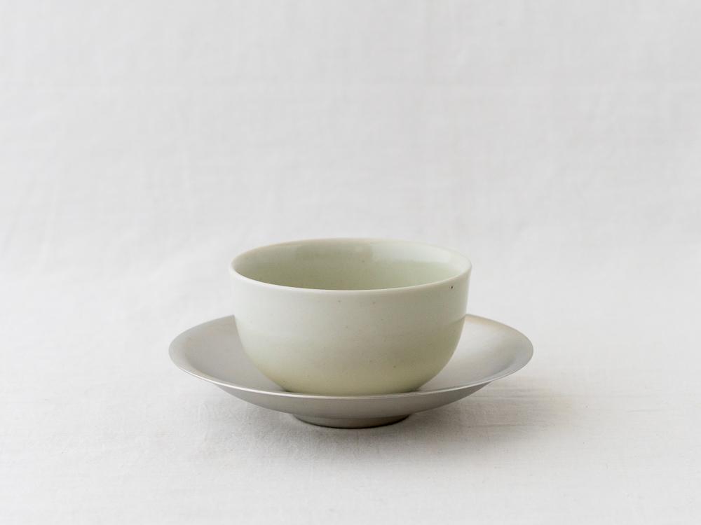 Azmaya_Copper tea saucer tin plated_dt-2