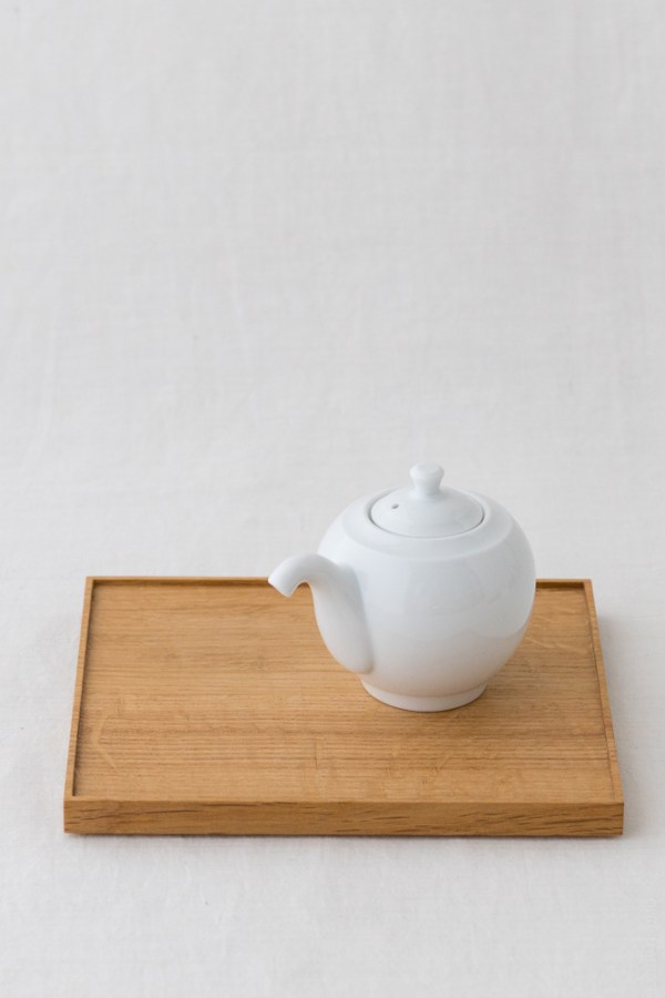Azmaya Oak Wooden Tray