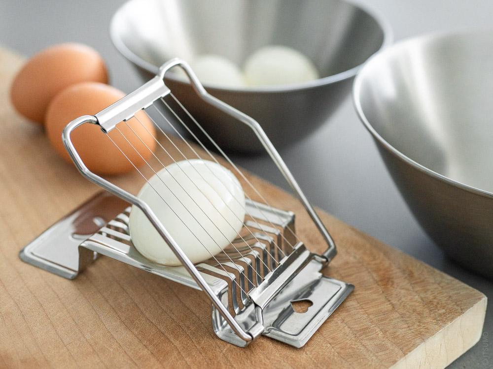 Lucky Stainless Egg Slicer