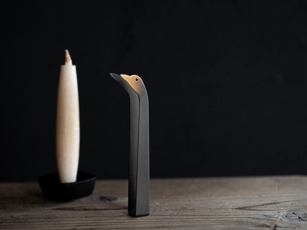 Takazawa Candle_Duck Candle Snuffer