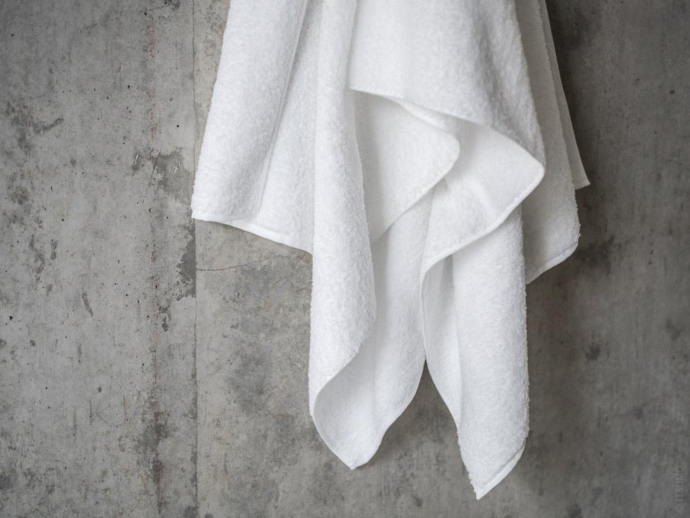 Uchino_CL Zero Twist Towel_white
