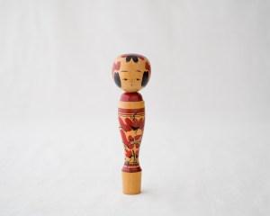 Vintage Kokeshi Doll - Sachi