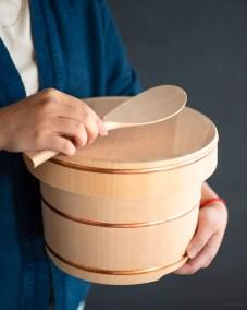azmaya-ohitsu rice chest-sawara cypress wood-5
