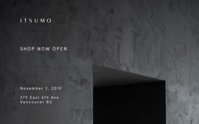 ITSUMO STORE OPEN