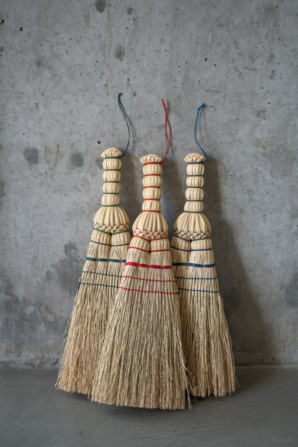 Nakatsu Hand Broom_top