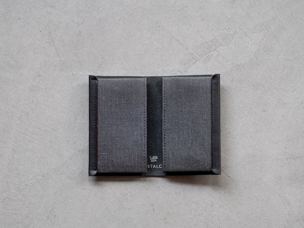Postalco_Card Holder_black