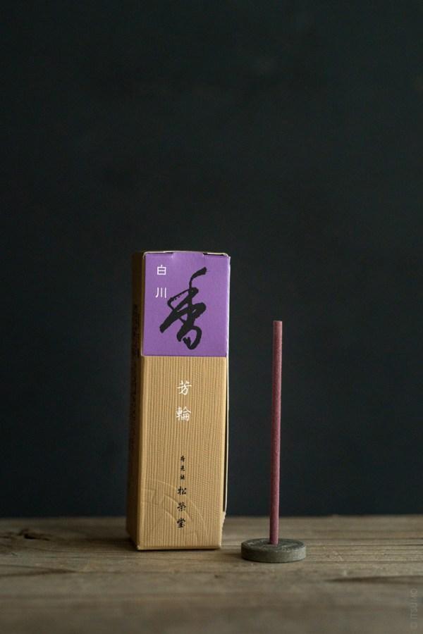 Shoyeido_Horin Incense_Shirakawa_White River_20_top