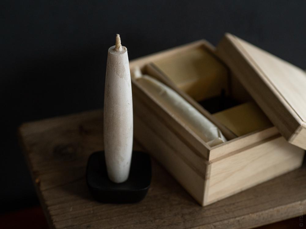 Takazawa Candle_Tohaku Candle_Gift Set_L
