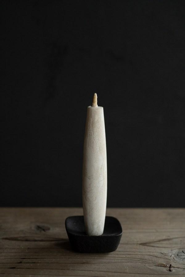 Takazawa Candle_Tohaku Candle_L_top