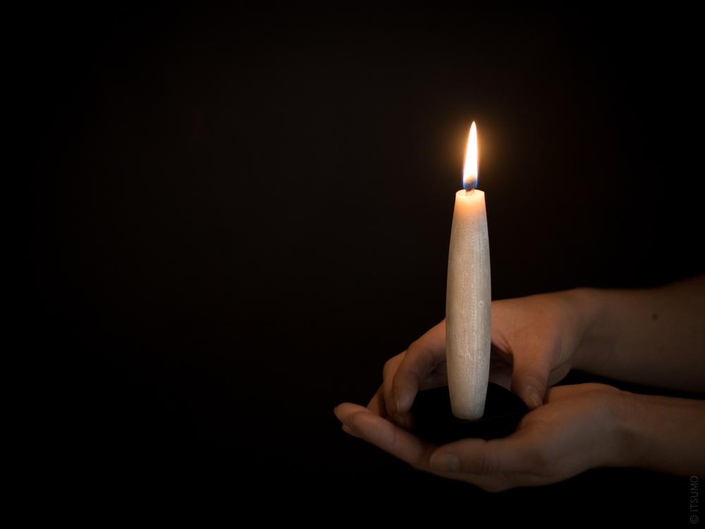 Takazawa Candle_Tohaku Candle_mood