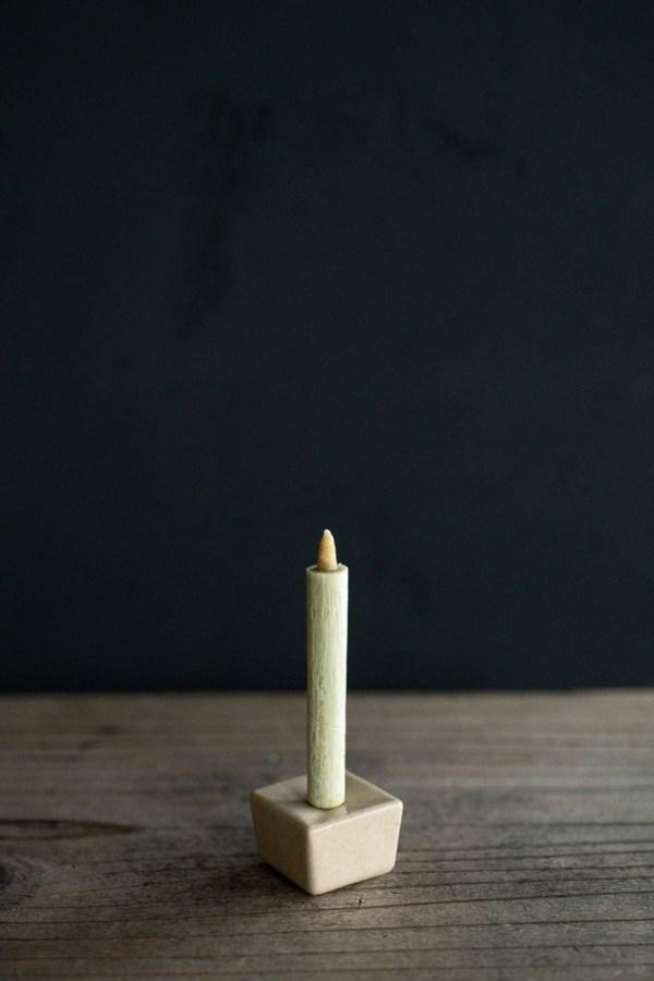 Daiyo_Sumac Wax Candle_No.1_8pc pack_top