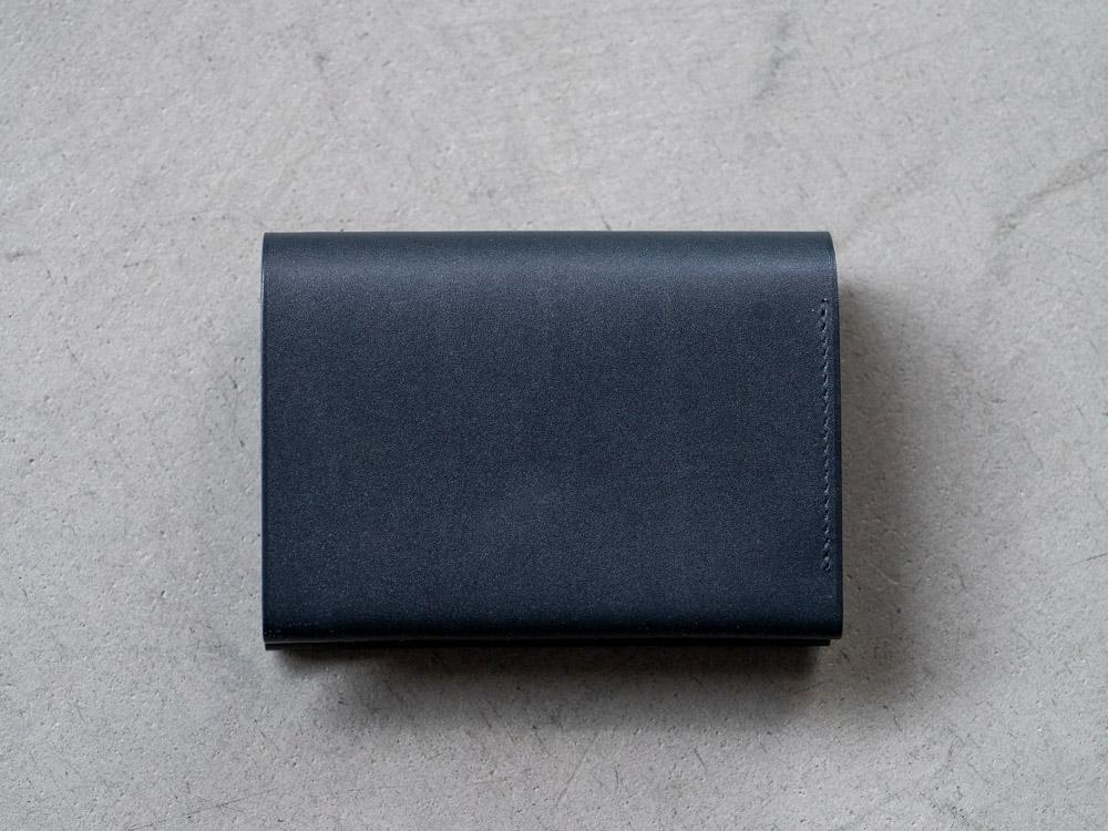 Postalco_Card & Coin Wallet_navy