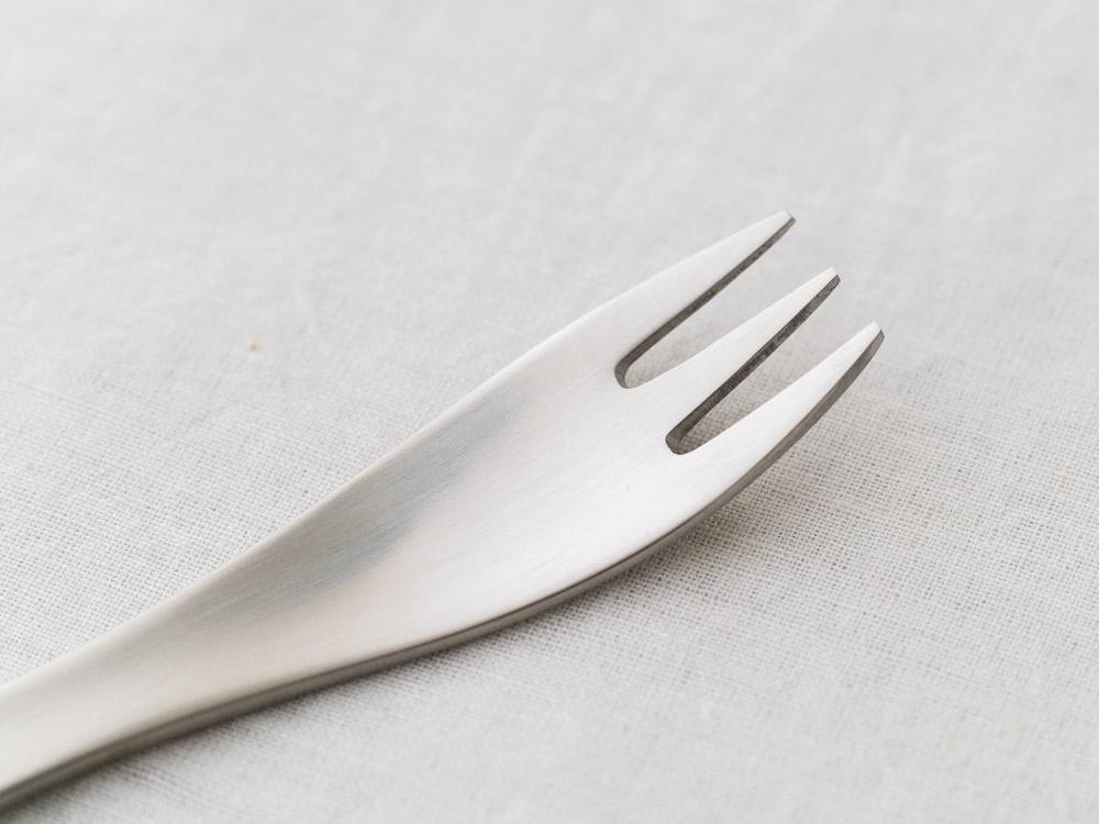 Sori Yanagi_Stainless Cutlery_Hime Fork
