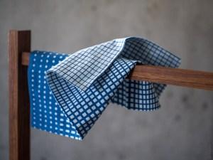 Tenugui - Tapestry Check_dl