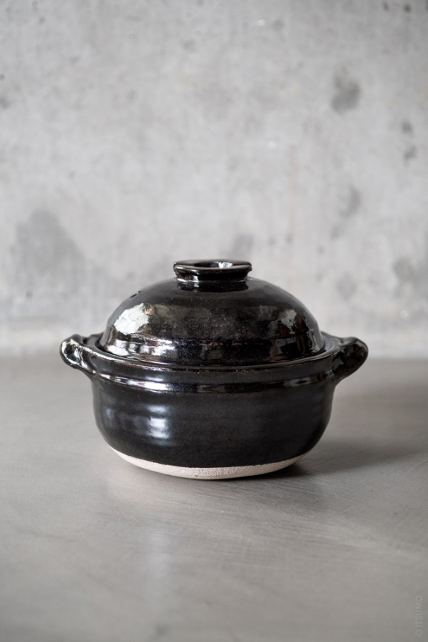 Azmaya_Iga Donabe Rice Pot_top