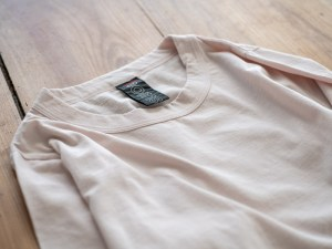Homspun_3/4 Sleeve T-shirt_light pink_dl