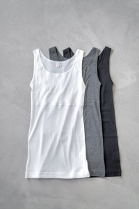 Homspun_Basic Tank Top_top