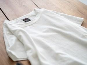 Homspun_Short Sleeve T-shirt_white_dl