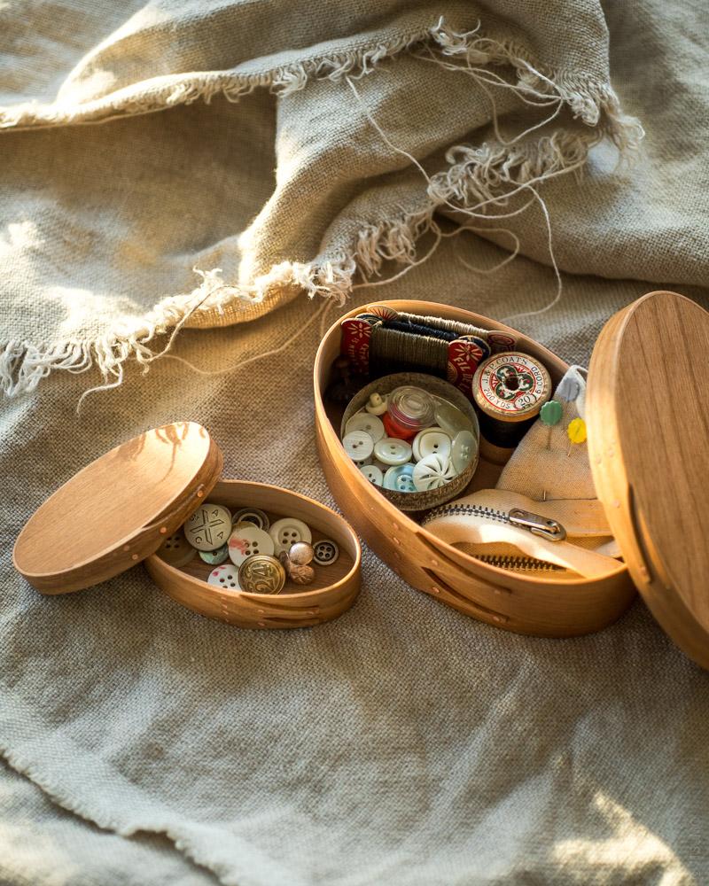 Oval Boxes – Masashi Ifuji