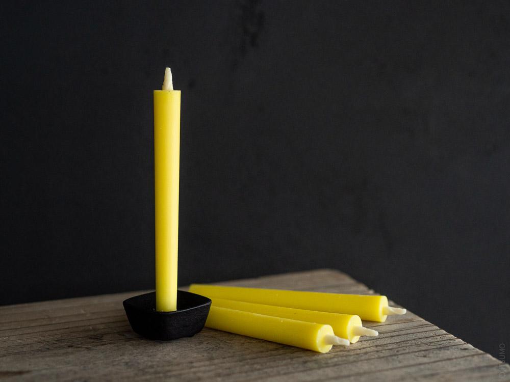 Takazawa Candle_Nanohana Candle