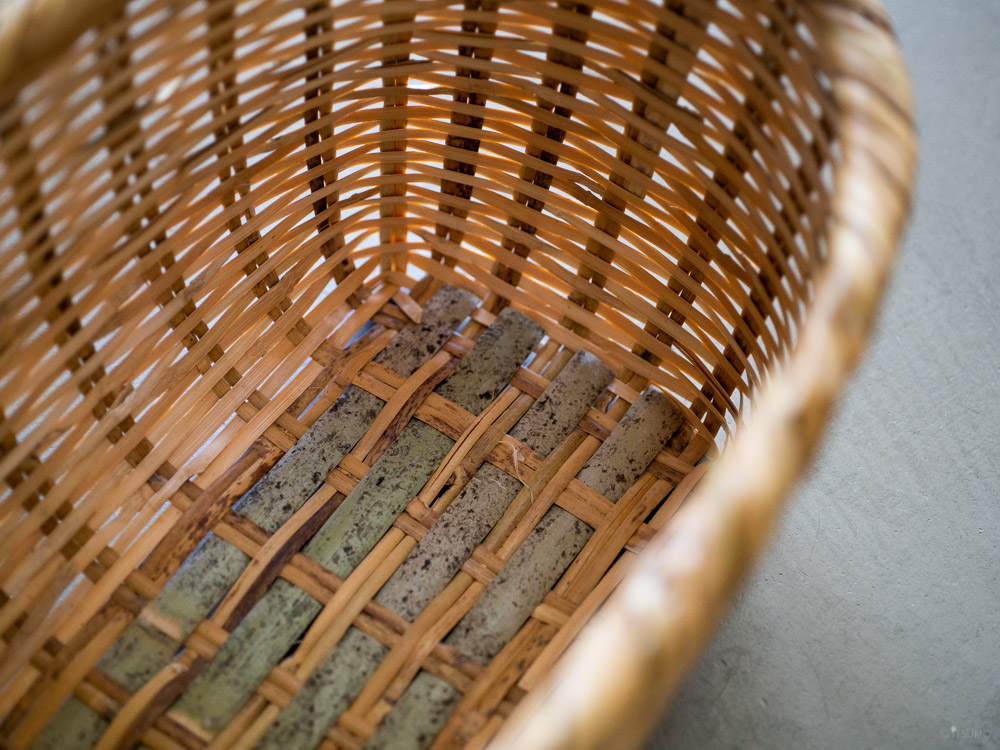 Aizu Single Handle Basket