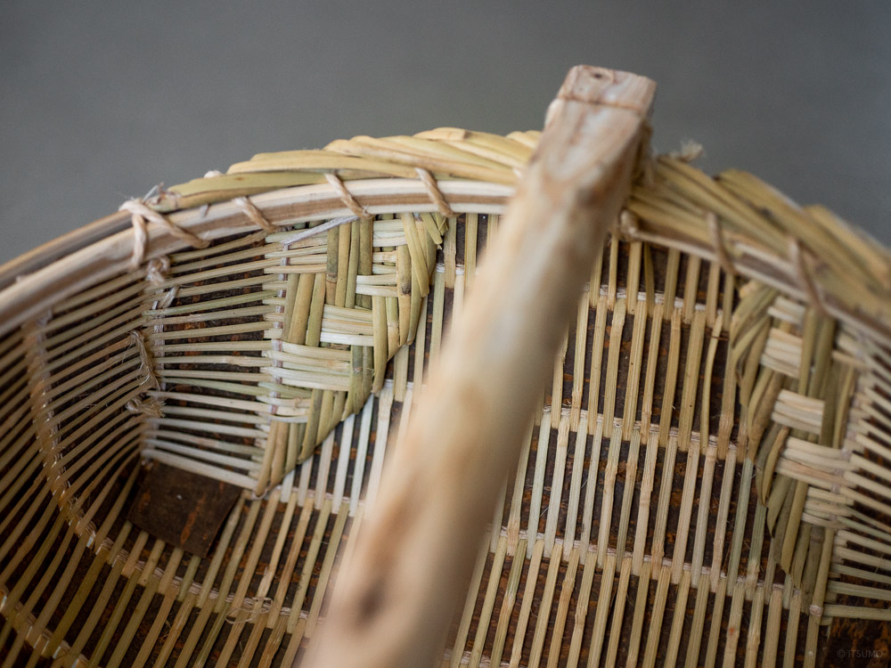 Gesuzaru Bamboo Basket-8