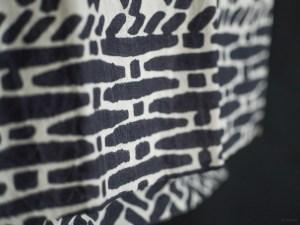 Kamawanu_Tenugui_Cotton Linen Mix_Kagome Basket_grey_dl