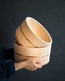 azmaya-hinoki bath bowl-japanese cypress wood-6