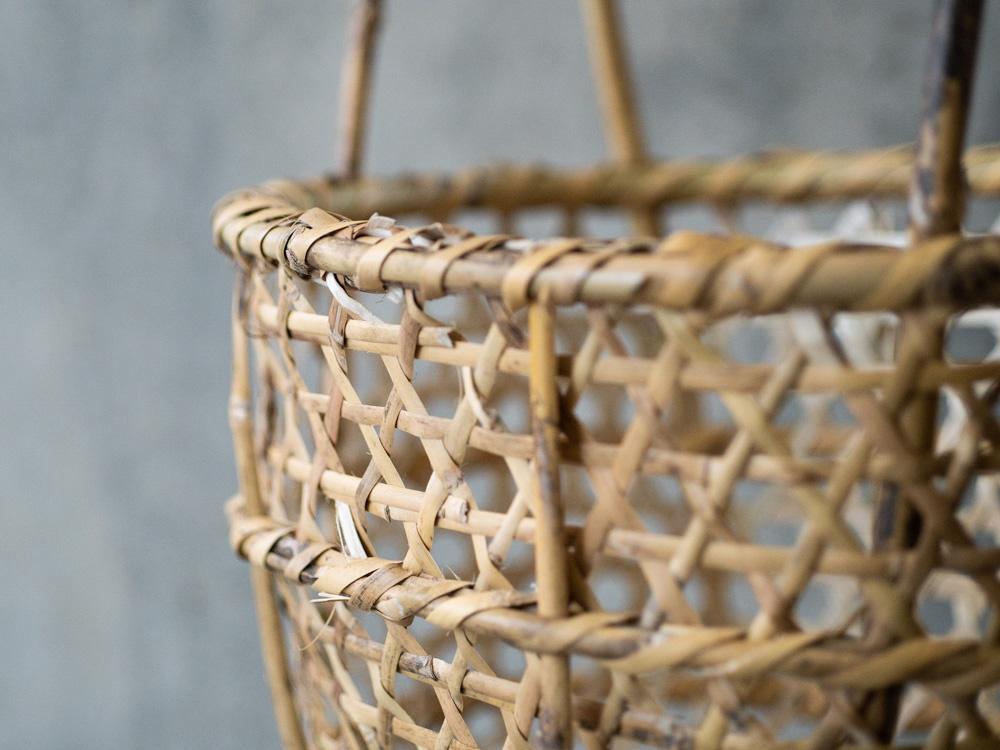 Aizu Oshin Bamboo Basket-4