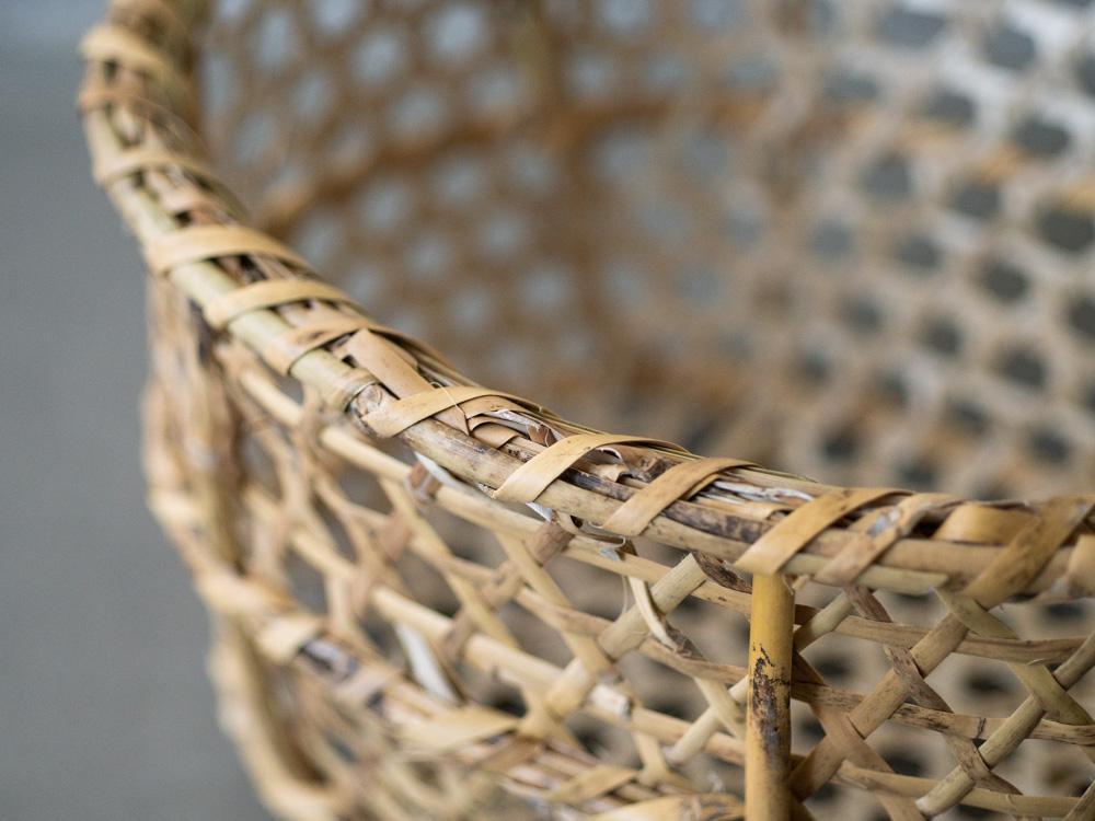 Aizu Oshin Bamboo Basket-6