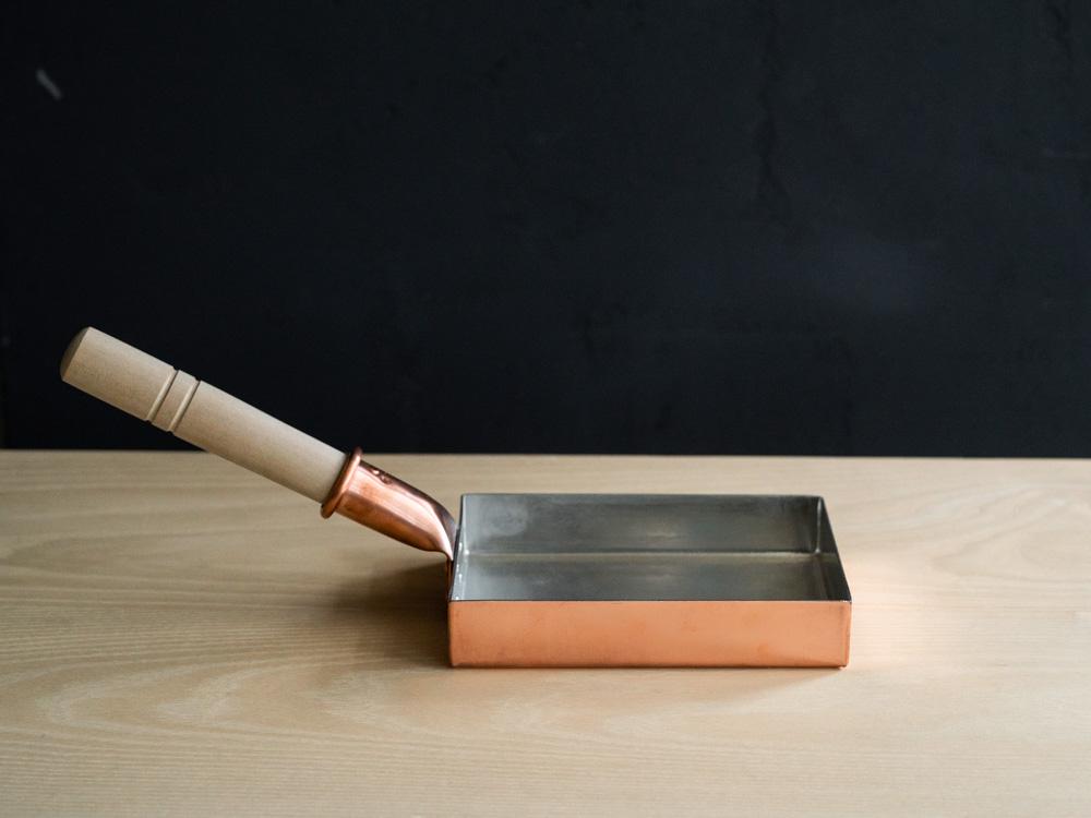 Kiya Copper Tamago Frying Pan - Rectangle-2