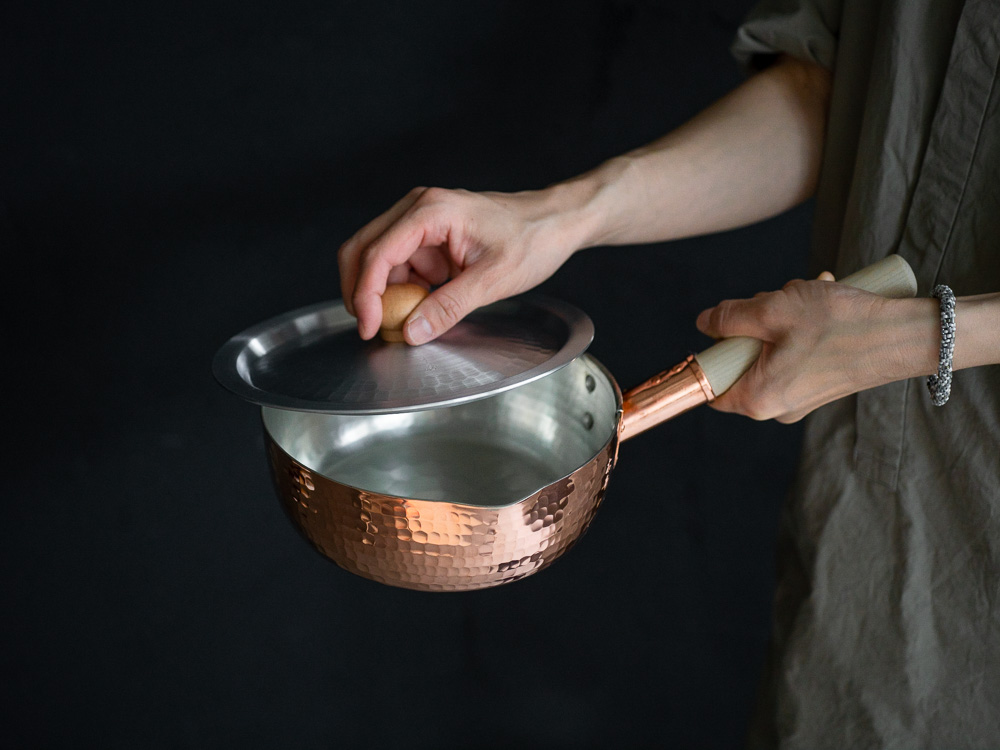 Kiya Copper Yukihira Pot-11