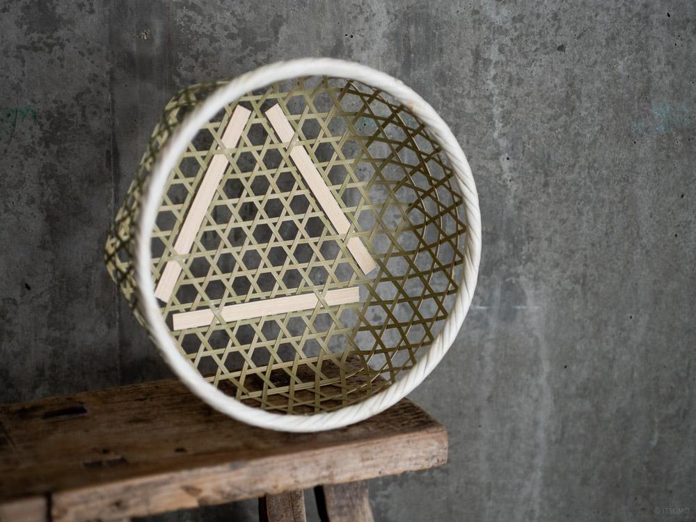 Mutsume Bamboo Basket