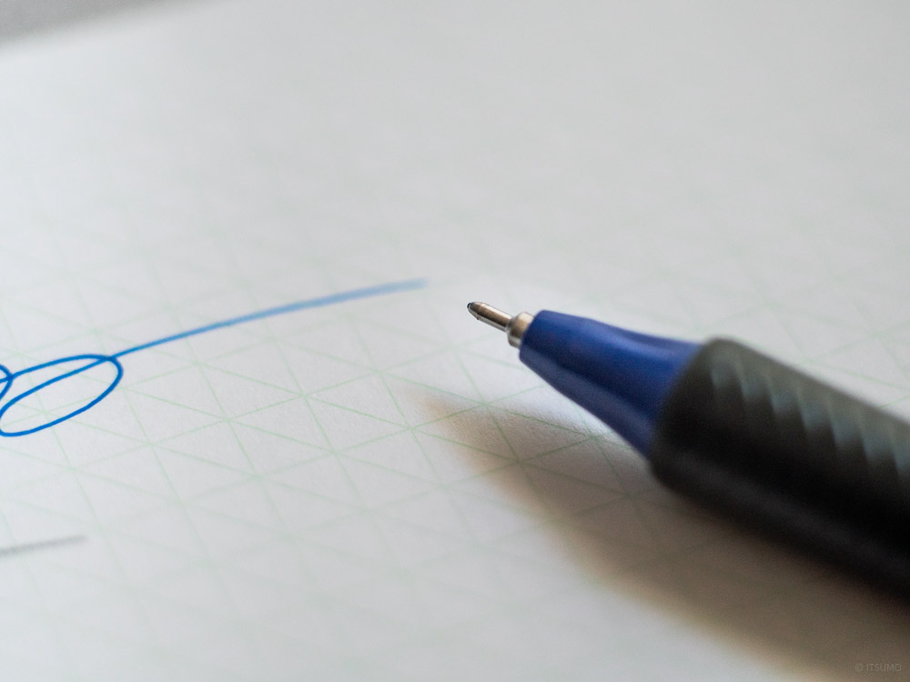 craft design technology_energel tradio pen_refill ink_black blue-4