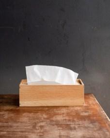 azmaya-mizunara paper towel box-japanese oak-tissue box-7