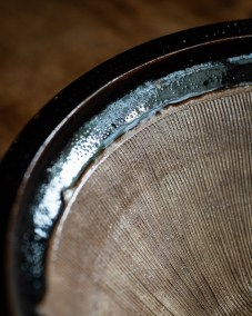 azmaya-iga mortar & sansho pestle XL-igaware ceramic-wooden pestle-5