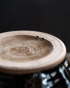 azmaya-iga mortar & sansho pestle XL-igaware ceramic-wooden pestle-6