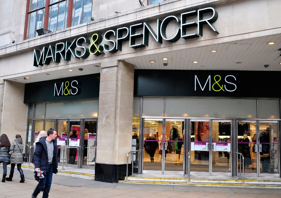 Marks & Spencer Transforms Workforce Scheduling for 80,000 ...