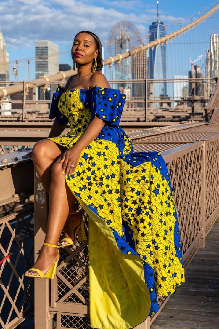 Sarleamah dress