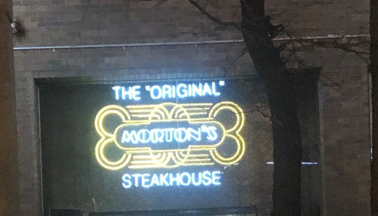 Mortons Steak House