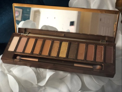 Honey palette by Urban Decay