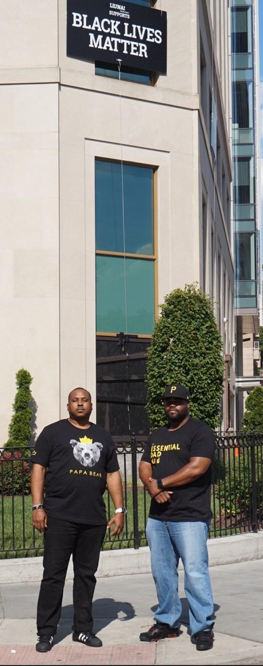 Black Lives Matter... Black Fathers Matter
