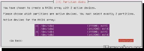 Ubuntu Linux - How to Configure Software RAID Tutorial 19