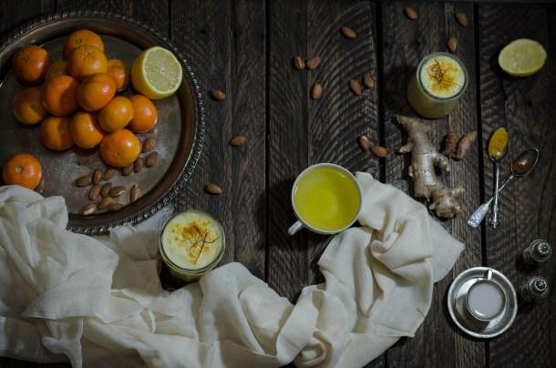 Turmeric. Tea Three Ways - What's Cooking_
