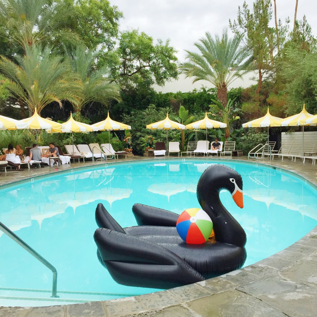 The Parker Palm Springs, Itsy bitsy indulgences