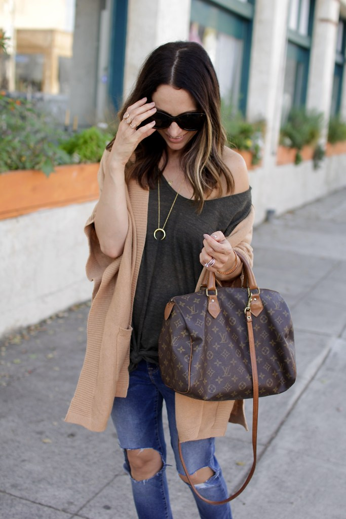 fall colors and layers, itsy bitsy indulgences