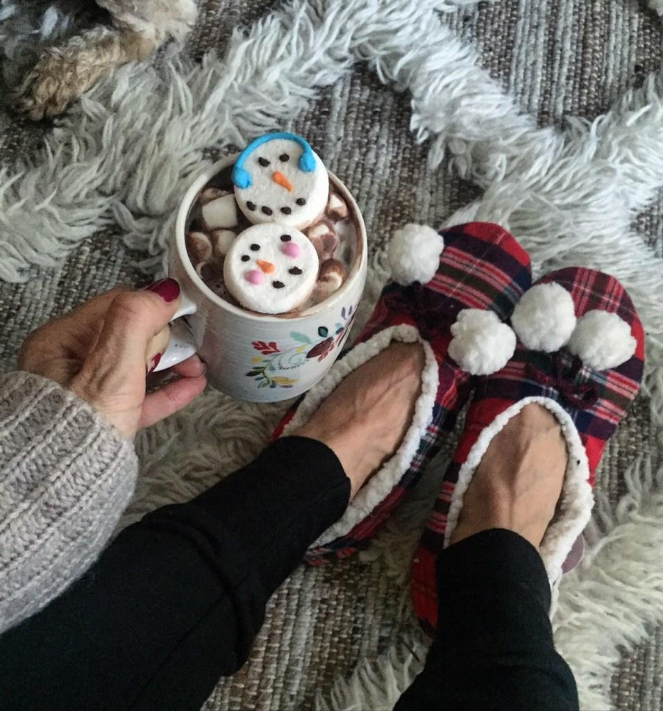 snowman marshmallows, itsy bitsy indulgences