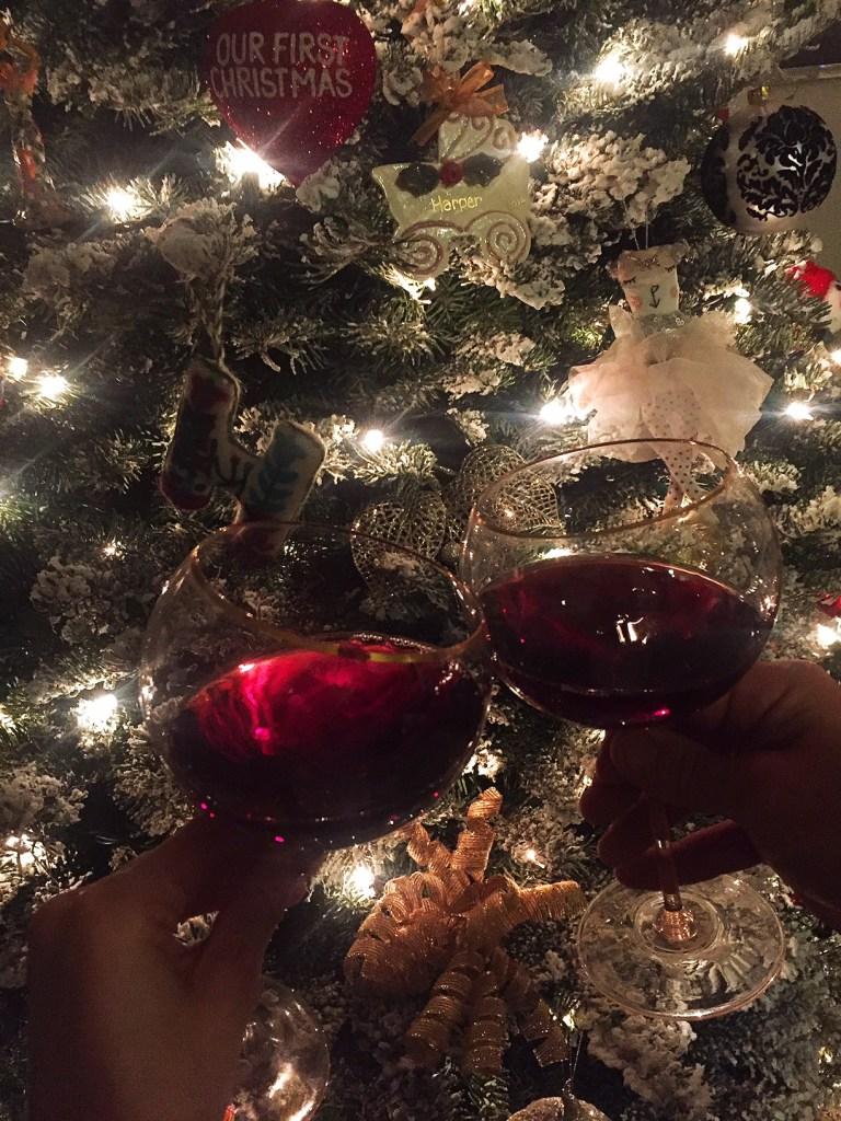 christmas tree decorations, itsy bitsy indulgences