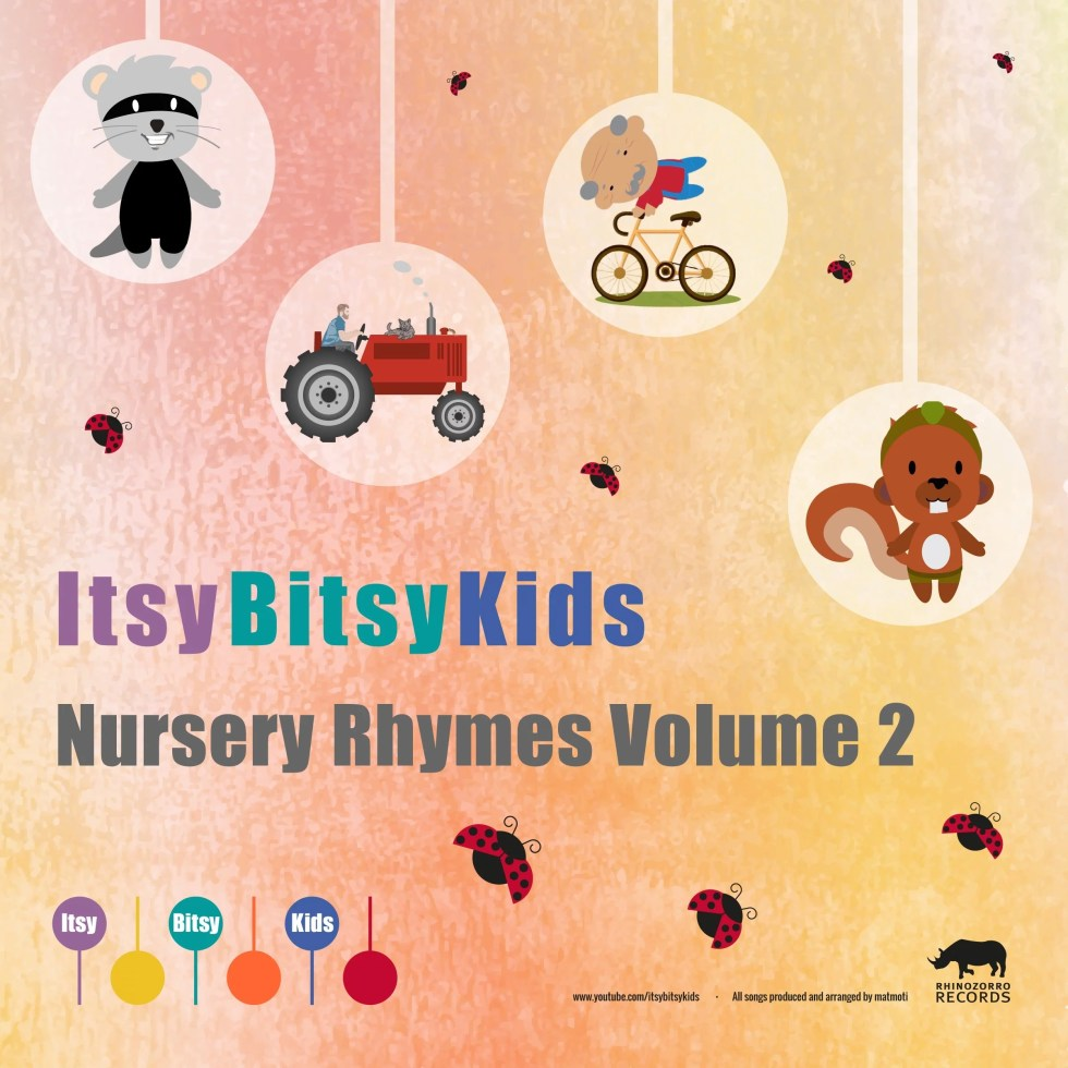 ItsyBitsyKids - Nursery Rhymes Vol.2